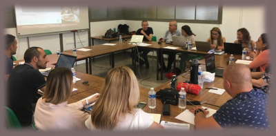 Third meeting of partners and experts of the CULINART project, France