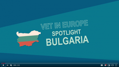 Vocational education and training in Bulgaria