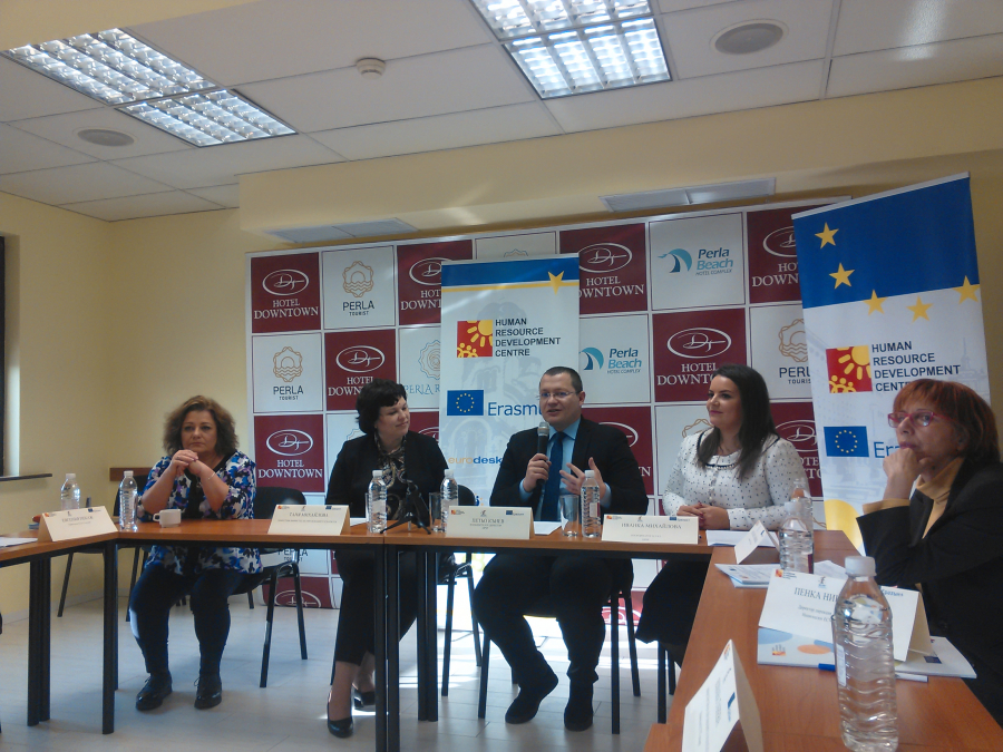 Round table on ECVET in Bulgaria